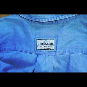 Pendleton Tops - Pendleton Jean Button Up